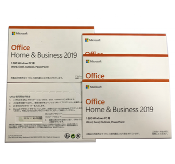 Online download Japanese Software Office 2019 Home and Business Product Key Card FPP Key License