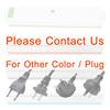Otro Color o tipo de enchufe, por favor póngase en contacto con nosotros