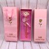 Lampwire colorfu gold +Pink Gift box+Handbag+Cert