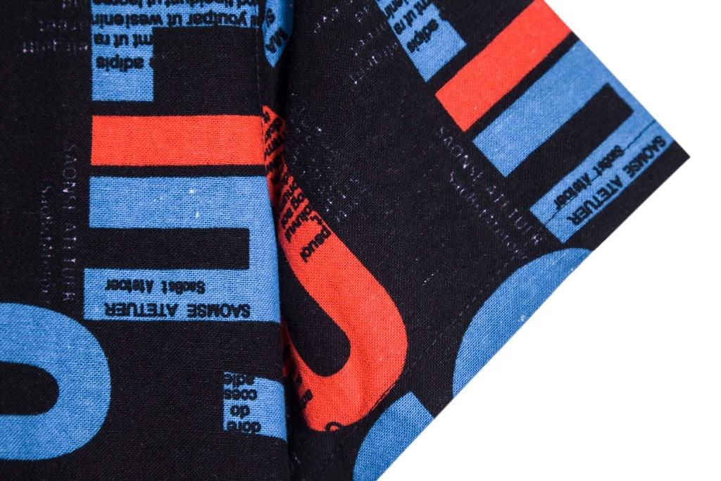 new design hot sale custom print cotton fabric button up short sleeve beach shirt