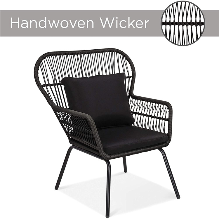 Outdoor Wicker Furniture Patio Furniture Sets Outdoor Garden Tables And Chairs Rattan Balcony Sets
