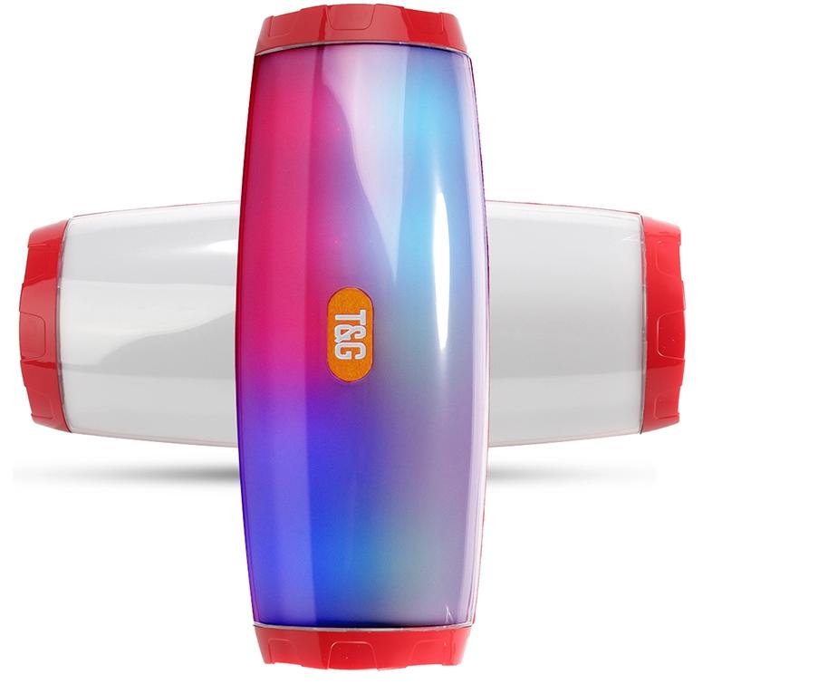Hot sale high quality TG165 Led Light Smart Wireless Speaker outdoor waterproof BT speaker - idealSpeaker   idealSpeaker.net