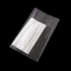 Opp Bag Plastic Bags Oppopp High Quality Clear Opp Flat Pocket Cookie Packaging Bag Plastic Bags