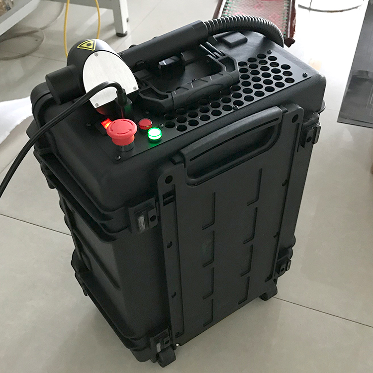 High speed shock prof Portable rust remover