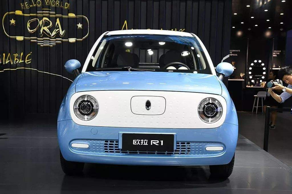 Hot Sell Electric Car ORA R1 Sedan High Speed Max 102km/h Range 351km LHD New Used Motor Lithium Battery Fast Charge