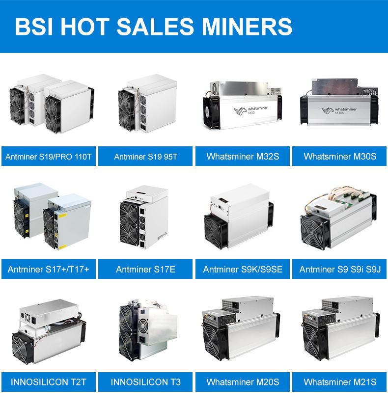 Stock Highest Profit Innosilicon ETH Miner A10pro+ 750Mh/s Ethash Ethereum Mining machine Miner A10 pro+ 7G