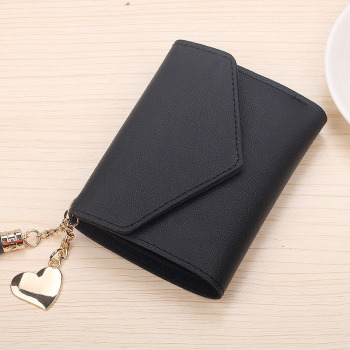 Best Durable Fashion Design Slim Style PU leather Wallet for Women Wallet