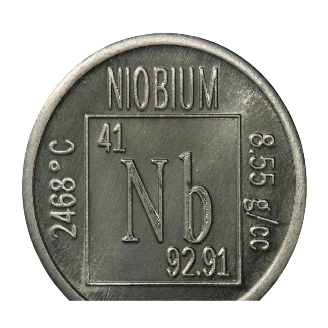 Niobium Zirconium Alloy