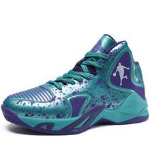 2019 новые мужские Баскетбол обуви ядом Баскетбол обувь; Лидер продаж; сезон зима мужские амортизация Нескользящая Баскетбол спортивная обув...(Китай)