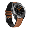 BROWN leather+1 free strap