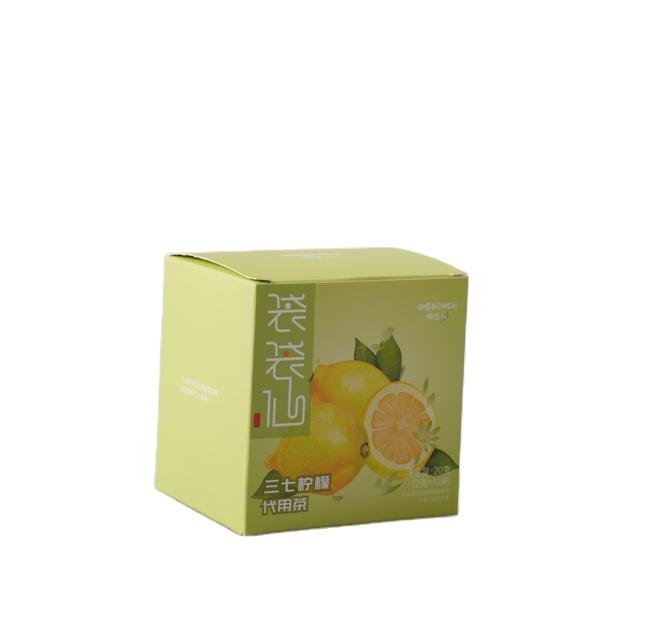 Healthy Natural High Quality Notoginseng Lemon Tea Organic Tea for Health Drink - 4uTea | 4uTea.com