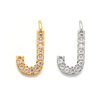 J(gold or rhodium plated)