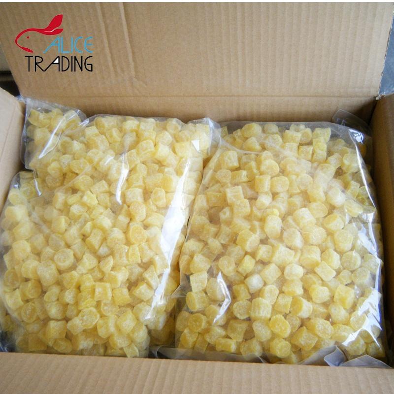 Китайский сладкий вкус, тропические фрукты, Сушеный ананас