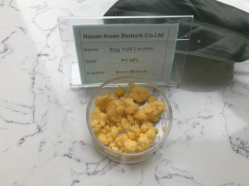 Food Additives Egg Yolk Lecithin Powder