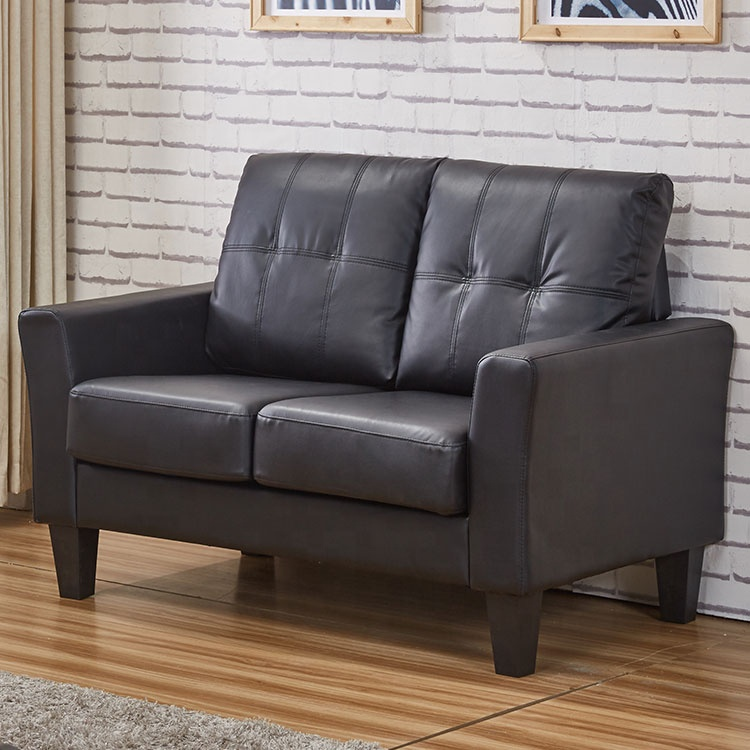 black leather sofa set modern living room furniture sectional sofa modern leather fabric for sofa