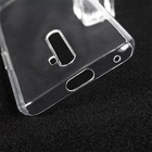 Mobile Thin Mobile Phone Accessories Ultra Thin Crystal Transparent Back Cover Clear Cell Phone Case For OPPO RENO2Z