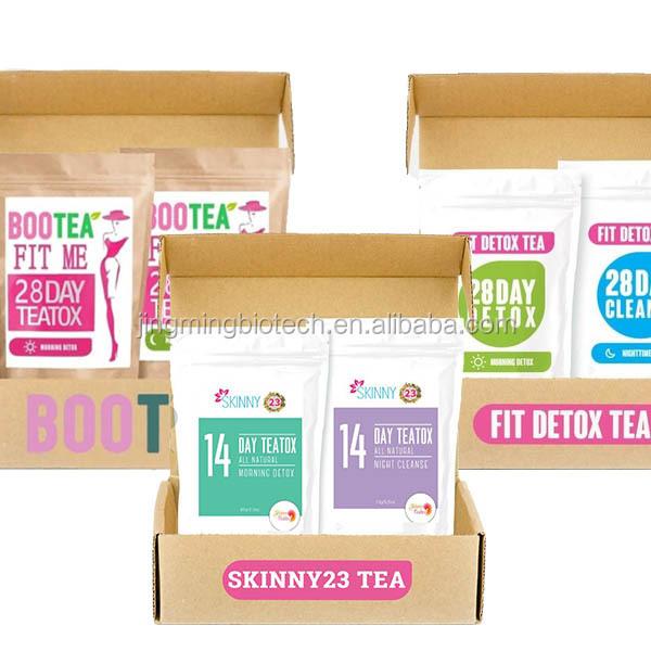 Customized Natural Real works 14 Day Boost Energy Slimming Tea And Custom Detox Tea - 4uTea | 4uTea.com