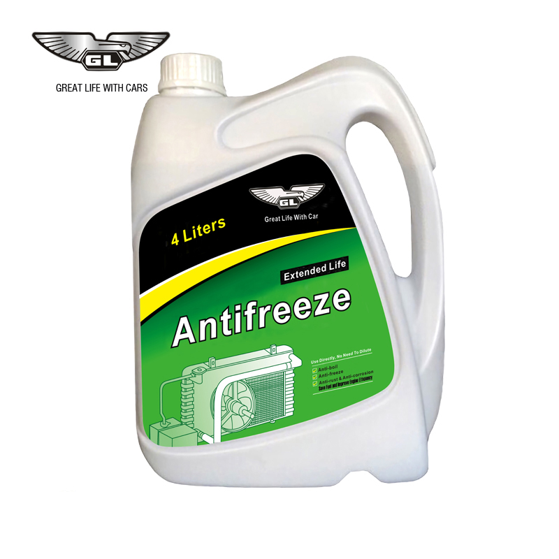 Long life car acre product motorcycle antifreeze for cooling system