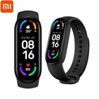 Band 6 Xiaomi Global Version Miband Smart Xiomi Strap Nfc Bt 5.0 Waterproof Blood Pressure Fitness Tracker Mi Band 6