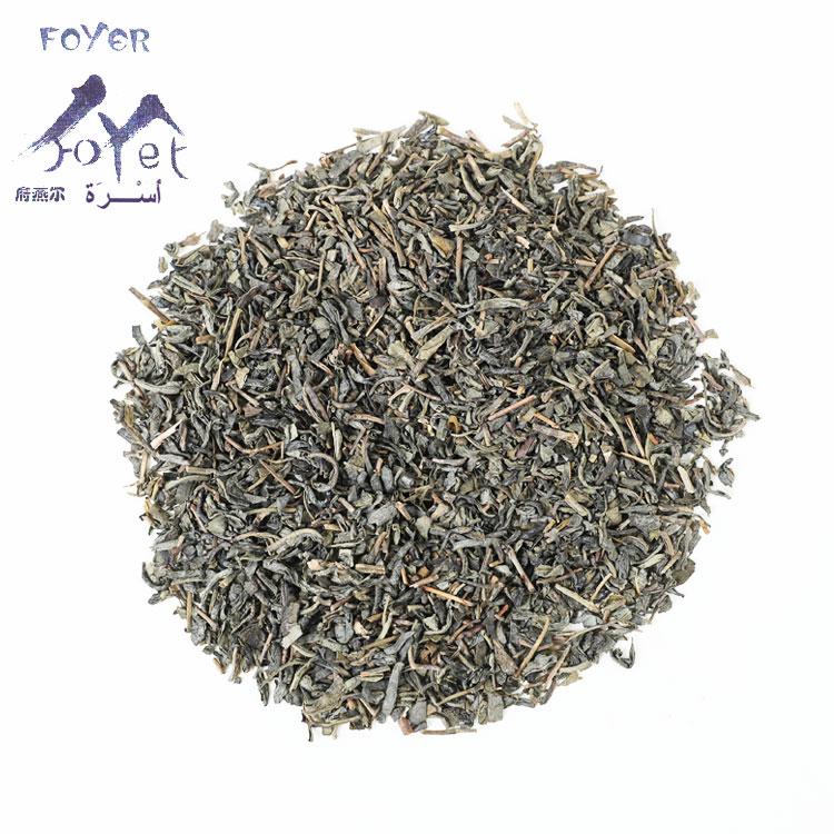 2020 New Tea Wholesale Fragrant And Foam Resistant 9368 Chunmee Green Tea Floral Bloom - 4uTea | 4uTea.com