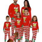 Mudkingdom family matching pajamas christmas style sleep wear family wear