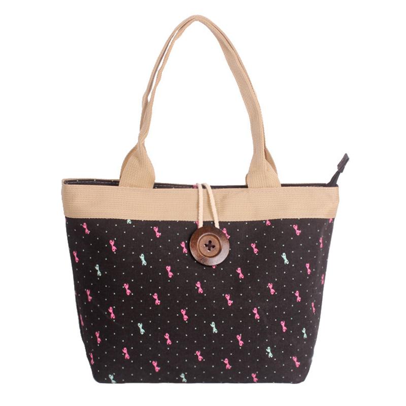 Women tote bag Hot Sale Fashion Ladies Canvas Handbag Shopping Women Shoulder Female Daily Casual Tote Bag