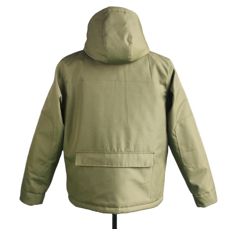 Куртка для работы на открытом воздухе