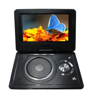 TNT STAR TNT-980 New design 9.8 inch portable dvd player with tv factory price portable dvd