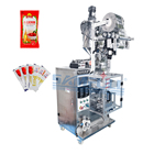 Filling Machine For Machine Pack Liquid Automatic High Quality Small Sachet Liquid Tomato Sauce Filling And Packaging Machine For Ketchup Tomato Paste