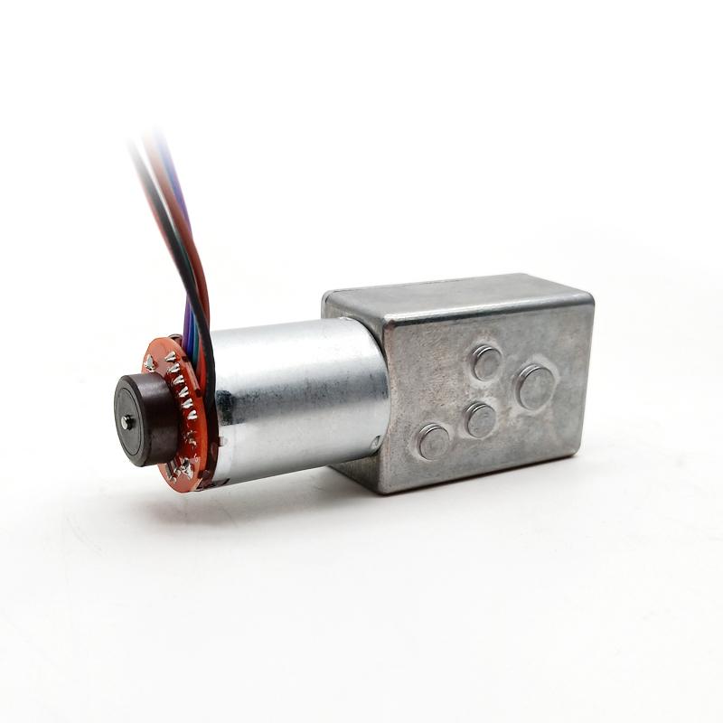 6v micro dc червячный редукторный двигатель TT mtor