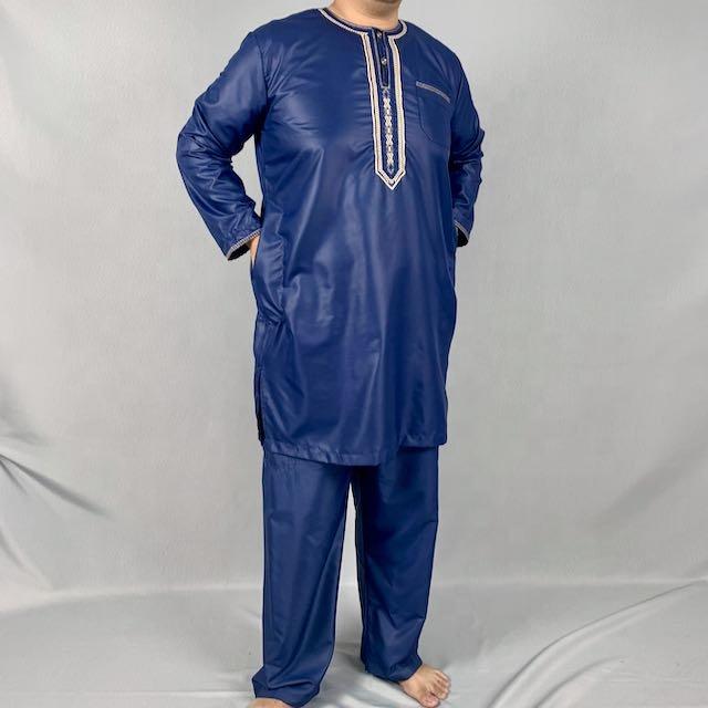 POLYESTER ISLAMIC CLOTHING/ ARAB THOBE FOR MEN/JUBBAH