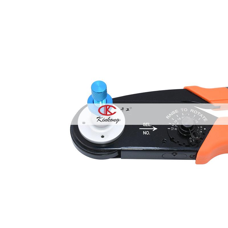 Набор щипчиков с храповым механизмом для DETUSCH SOLID CONTACT SIZE 12,16,20, подходит для серии DT, DTP, DTM, поставляется с датчиком и инструментом для удаления