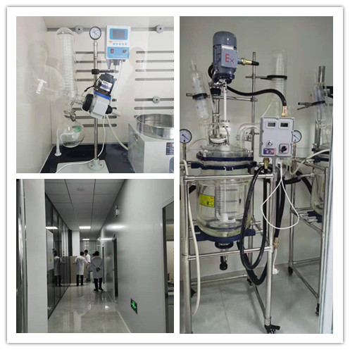 Фабричная поставка CaF2 Calcium fluoride CA NO.7789-75-5
