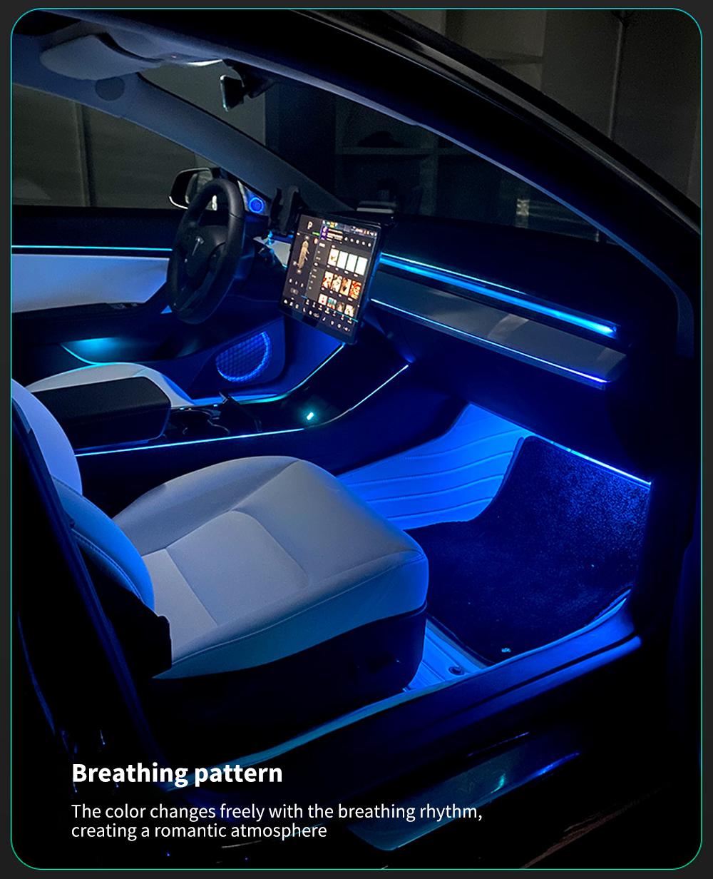 Interior Lights Tesla Model 3