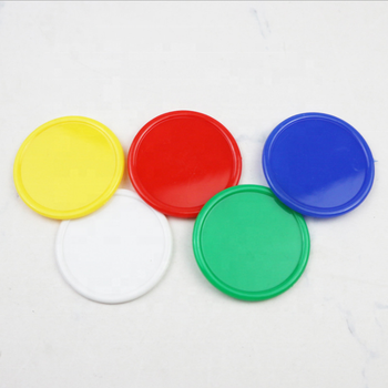 Cheap Custom Plastic Game Token Coins