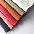 Linen Linen Fabric 100% Washed Soft French High Quality Garment Pure Material Wholesale 100% Linen Fabric