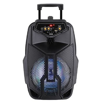 China Supplier Supply New Product Outdoor Portable 8 Inch Trolley Speaker