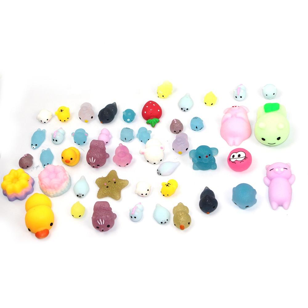 5cm Mochi Squishy Random Style Choice TPR Toy for Kids
