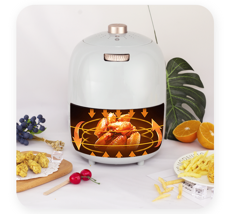 Фритюрница для кухни holstein Appliance goumia без масла, как показано по телевизору qvc hsn, высокое качество ностальгия