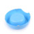 Luxury Slant Portable Plastic Small Pet Bowl With Non-skid Feet Food Water Dish Feeder For Dogs Cats And Pets