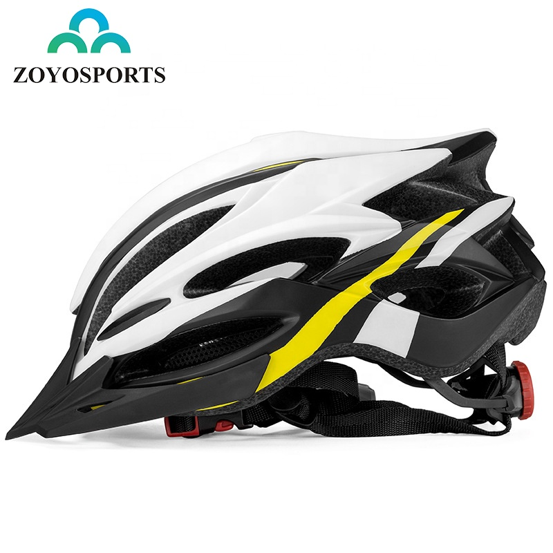 ZOYOSPORTS Lightweight anti-shock and anti-fall sunscreen integrated adult cycling helmet sports equipment Adults helmet