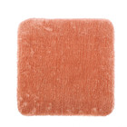 Supple Mat Floor Mat Door Newest Selling Pure Color Square Anti-skid Supple Microfiber Floor Door Wool Bath Mat