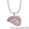 Silver Chain 46CM