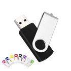 Low Price USB 2.0/3.0 Swivel Pendrive 4GB 2GB 8GB 16GB 32Gb 64 GB Memory Stick Colorful USB Flash Drives for promotion