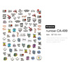nail stickers decals CA499