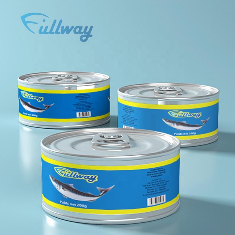 Оптовая продажа, дешевый консервированный тунец в рассоле 185 г
