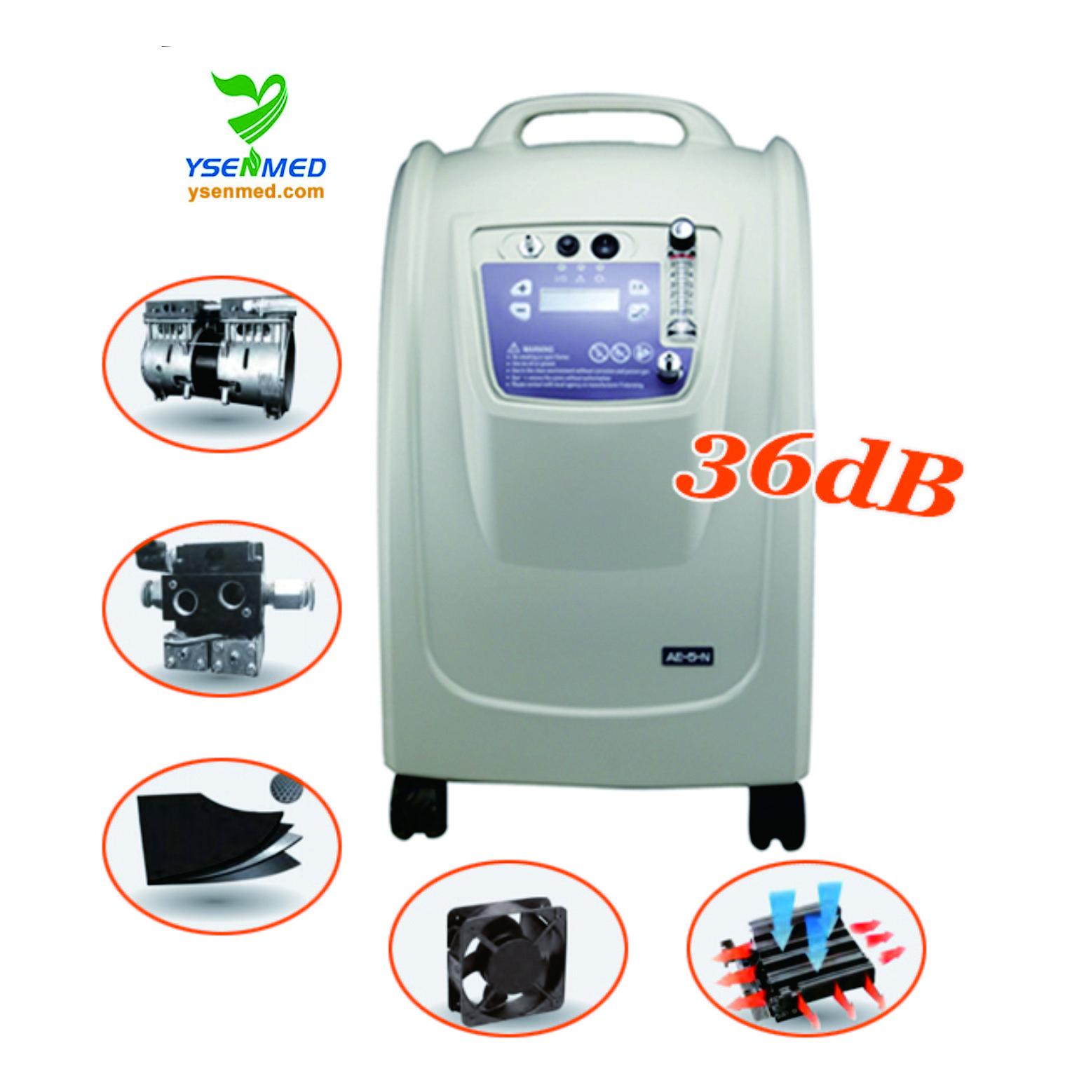 Домашняя медицинская Бытовая портативная кислородная машина объемом 10 л