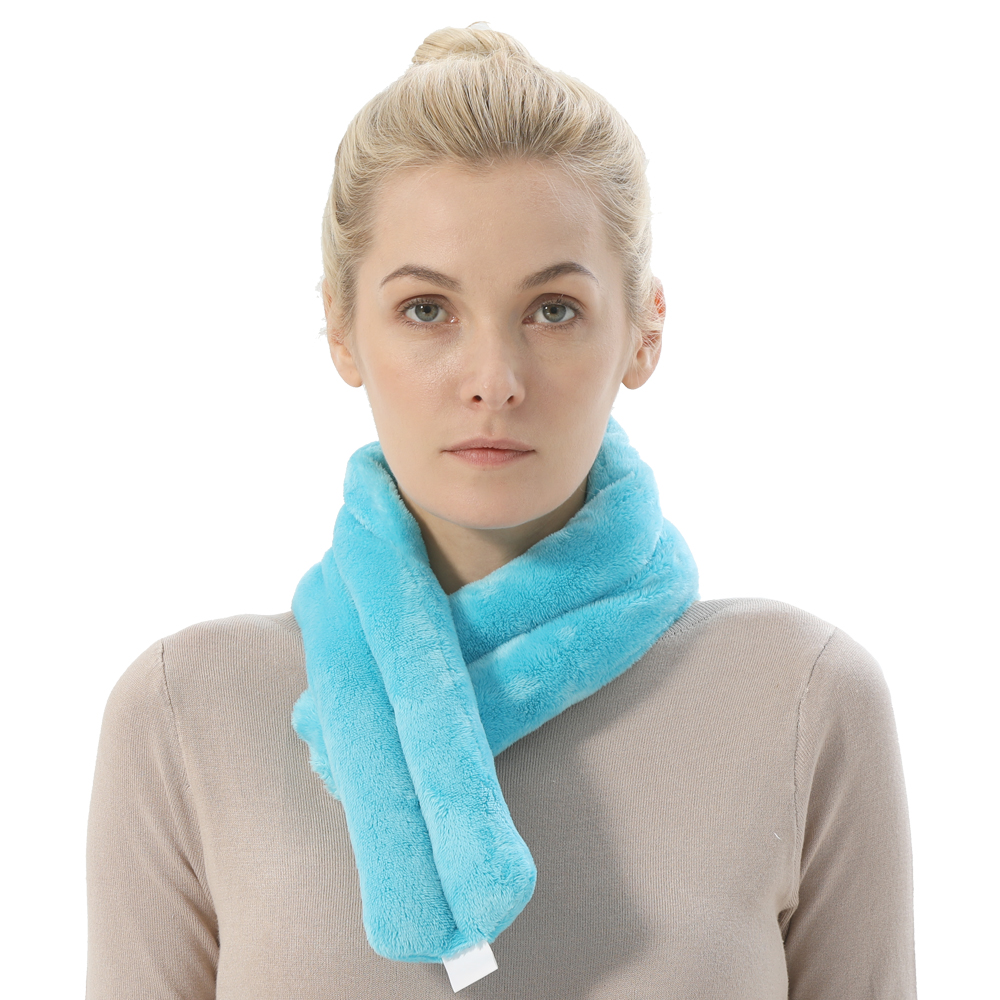 Natural Herb Aromatherapy Neck Wrap Shoulder Heating Pad for Pain Relief