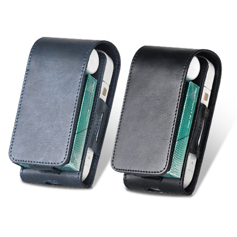 OEM поддерживает вейп-ручку, полная защитная коробка, держатель для карт, сумка из искусственной кожи, чехол, сумка для iQOS 2,4 3,0 duo, мульти-стик для очистки