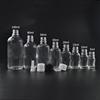 Klar glas dropper flasche